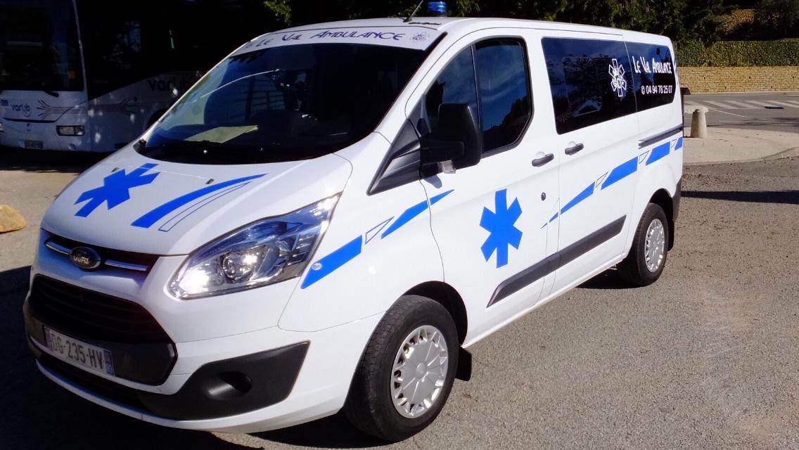 Le Val Ambulance